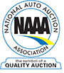 Symbol of a Quality Auction Logo