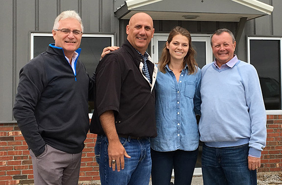 Naaa Executives Visit Central Maine Auto Auction Hermon Me
